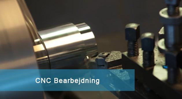 cnc-bearbejdning