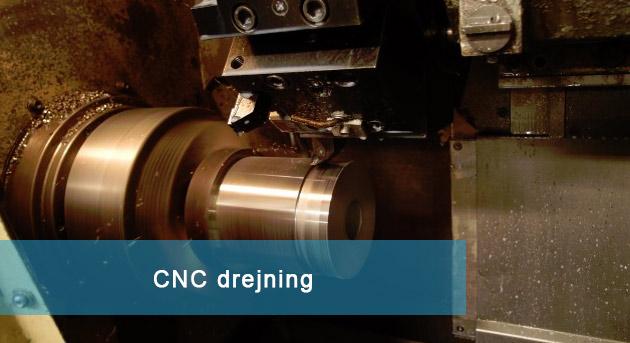 cnc-drejning